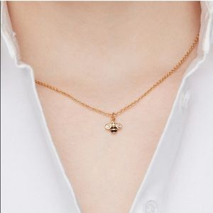 Kate spade bee necklace